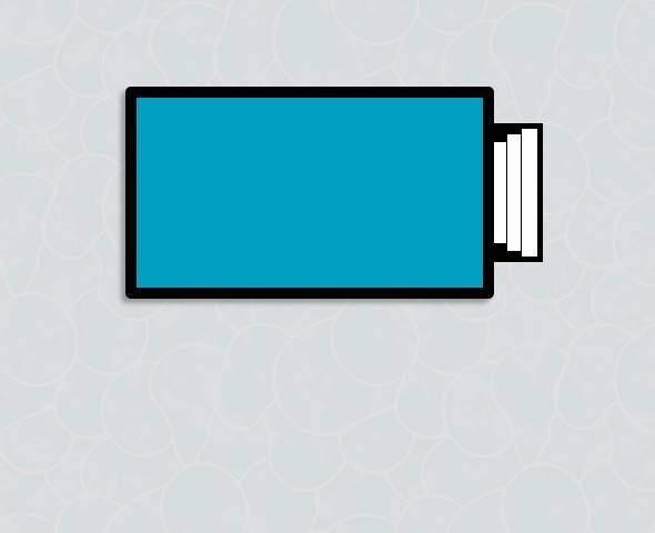 Bâche à barres rectangle...