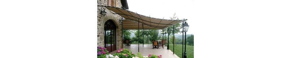Accessoires pour toile et voile de protection solaire | Bâches Laily
