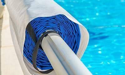 Accessoires pour bâches de piscine